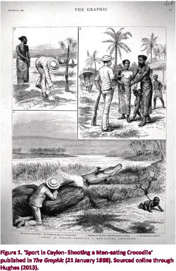 Were human babies used as bait in crocodile hunts in ...